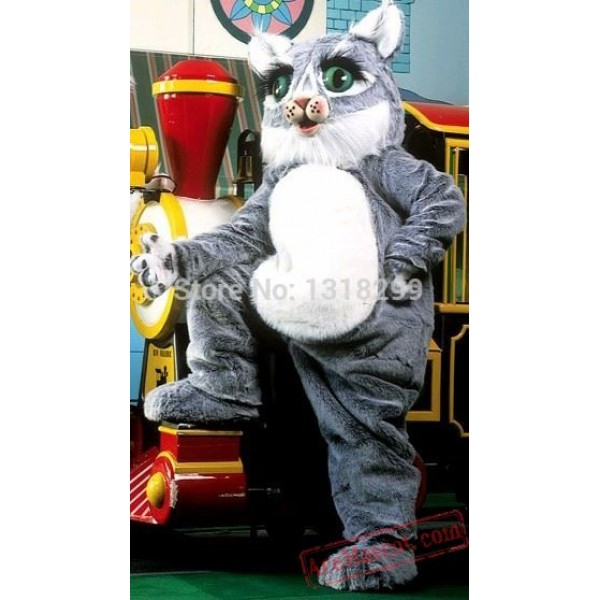 Alley Cat Mascot Costume
