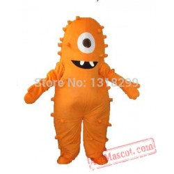 Yo Gabba Gabba Muno Mascot Costume