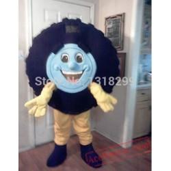 Automobile Car Tire Tyre Mascot Costume