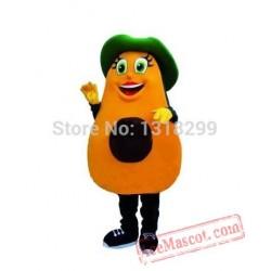 Avocado Pear Mascot Costume