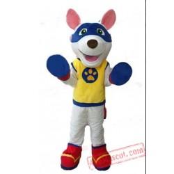 Appolo Dog Mascot Costume