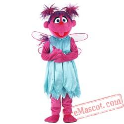 Abby Cadabby Sesame Street Mascot Costume