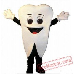 Advertising Tooth Mascot Costume