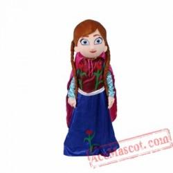 Anna Mascot Costume
