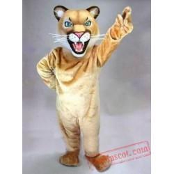 Animal Bobcat Wildcat Tiger Mascot Costume