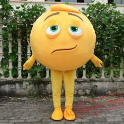 Advertising Fruits Bean Mascot Costume