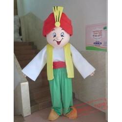 Aladdin Mascot Costume