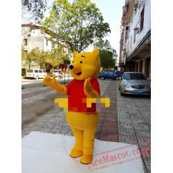 Winnie The Pooh Mascot Costume
