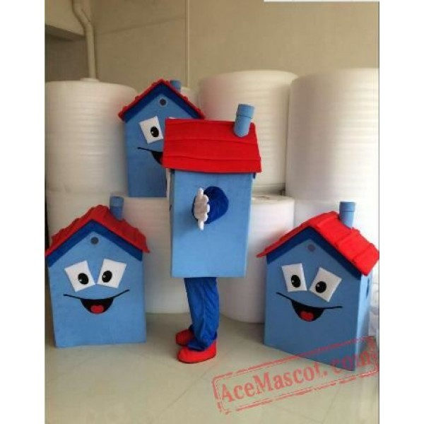 Adorable House Mascot Costume