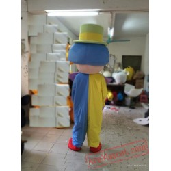 Adults Big Clown Mascot Costume