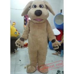 Advertising Dog Mascot Costume