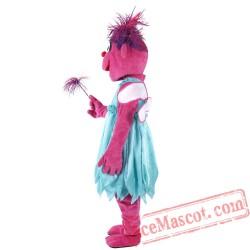 Abby Cadabby Mascot Costume