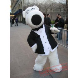 Dog Mascot Costume for Adult