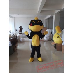 Frog Prince Mascot Costume for Adult