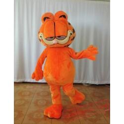 Garfield Cat Mascot Costume for Adult