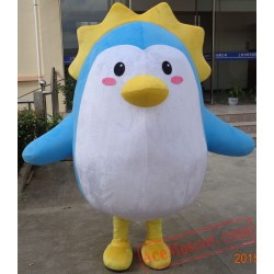 Penguin Baby Mascot Costume for Adult