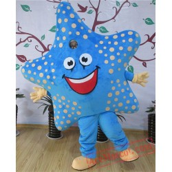 Starfish Mascot Costume for Adult