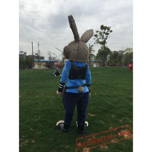 Zootopia Sloth Fox Rabbit Mascot Costume for Adult