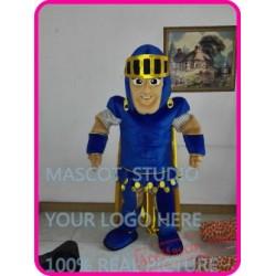 Spartan Mascot Costume Knight Trojan Costume
