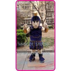 Knight Spartan Mascot Costume
