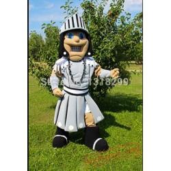 Trojan Spartan Knight Mascot Costume