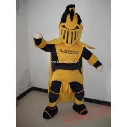 Lancers Knight Spartan Mascot Costume