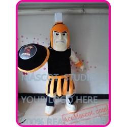 Knight Mascot Spartan Trojan Mascot Costume
