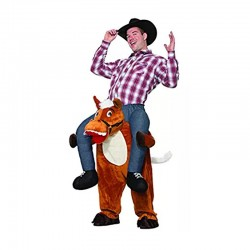 Horse Ride On Mascot Animal Costumes Carry Me
